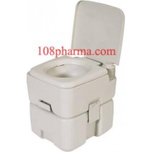 Portable Bathroom on Portable Toilet