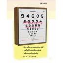 กล่องไฟวัดสายตา ETDRS