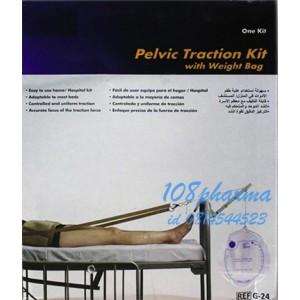 รอกดึงหลัง-เอว Pelvic traction Set