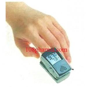 เครื่องวัดอัตราการเต้นของหัวใจ และ ปริมาณออกซิเจนในเลือด